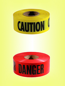 Caution Tape - Danger Tape
