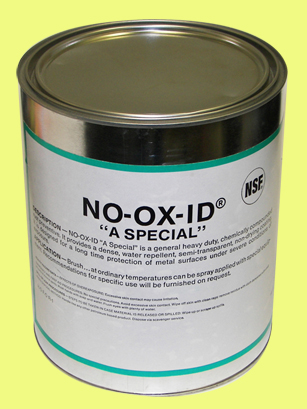 No-Ox-Id A-Special rust preventive grease