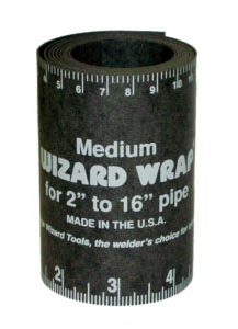 wizard wrap medium